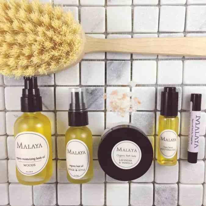 Natural Skincare Review: Malaya Organics