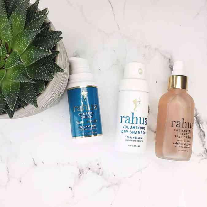 Rahua Hair Review