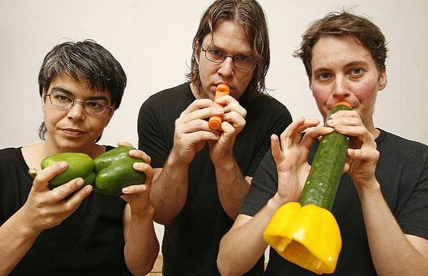 Musical Instruments From Vegetables