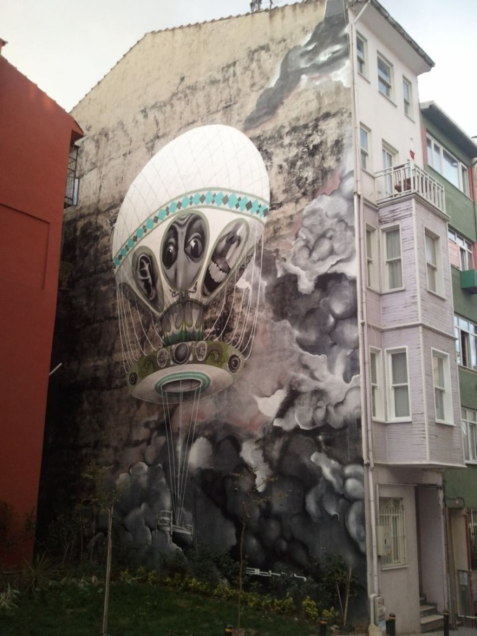 Murals of Kadikoy