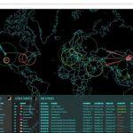 Canlı siber savaş yayınları