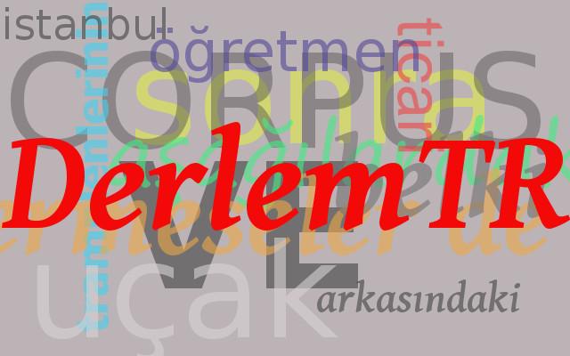 Türkçe sözcükleri elemanlarına ayrıştırma projesi