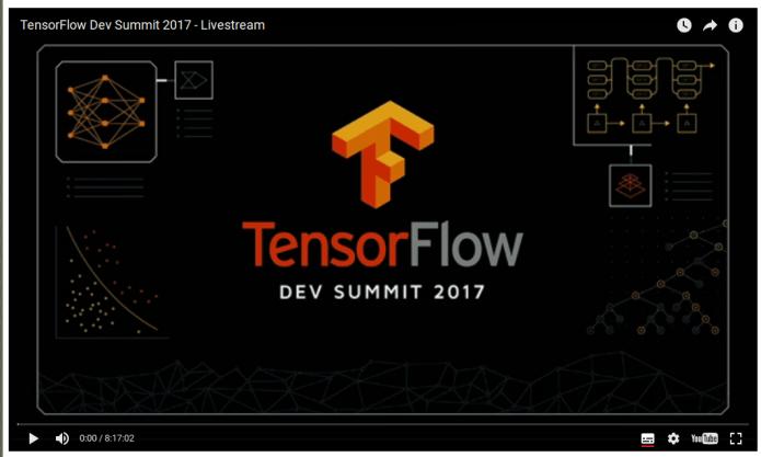 TensorFlow ile herkes için makine öğrenmesi