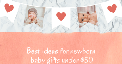 Best Ideas for new born baby gifts under $50