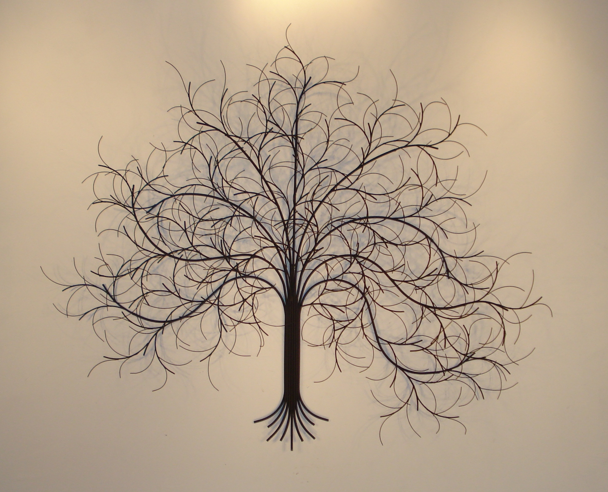 Metal Sculpture And Wall Decor