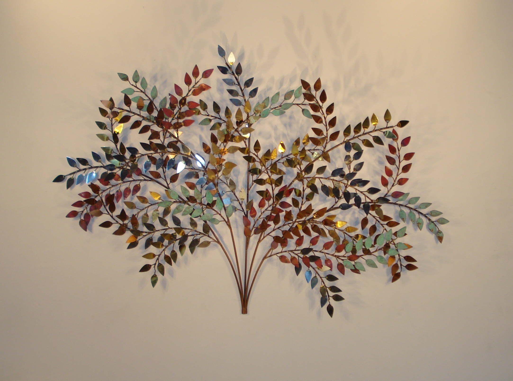 Metal Wall Sculpture And Decor