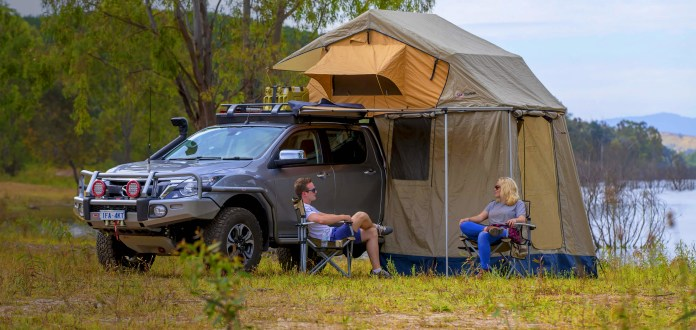 ARB Roof-top Tent
