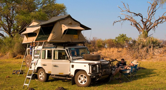 Eezi-Awn Rooftop Tent