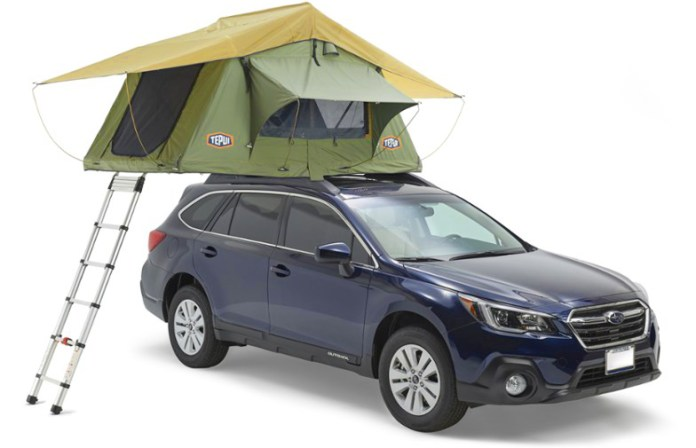 Tepui Roof-top Tent