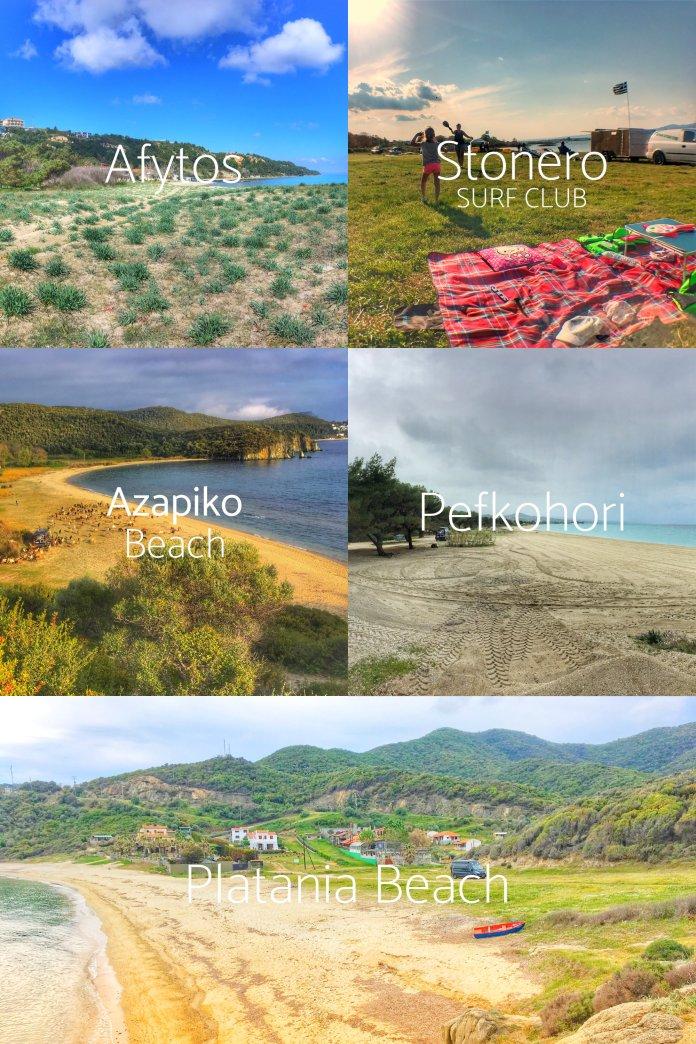 Halkidiki Best Boondocking Locations