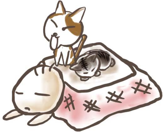 猫と蝸牛ロゴ