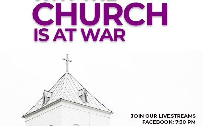 Why The Church Is At War (Crossfire 8)