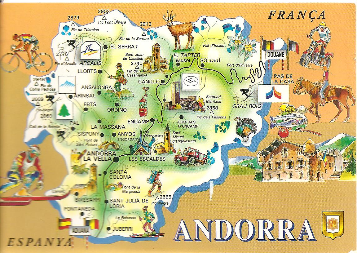 A Little Country Called Andorra