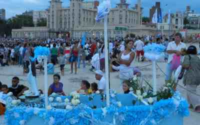 Uruguay Festivals – Sea Goddess Day on February 2