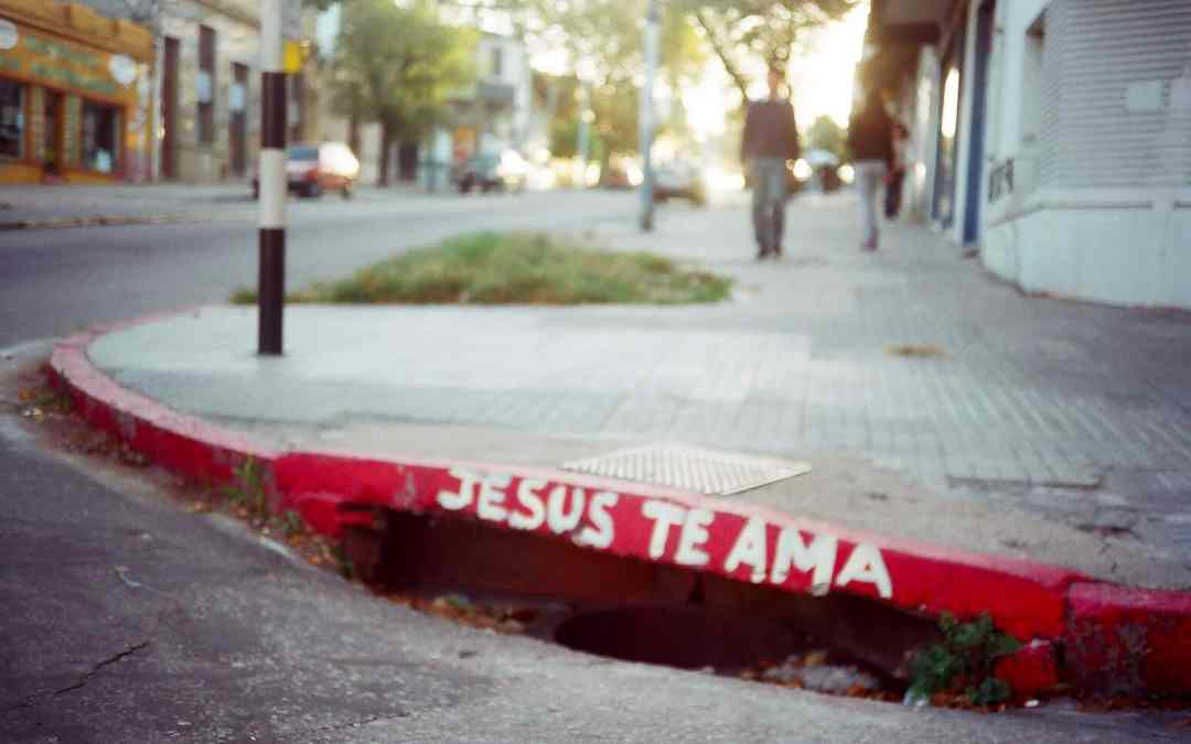 Jesus Loves You By Marcelo Gomes