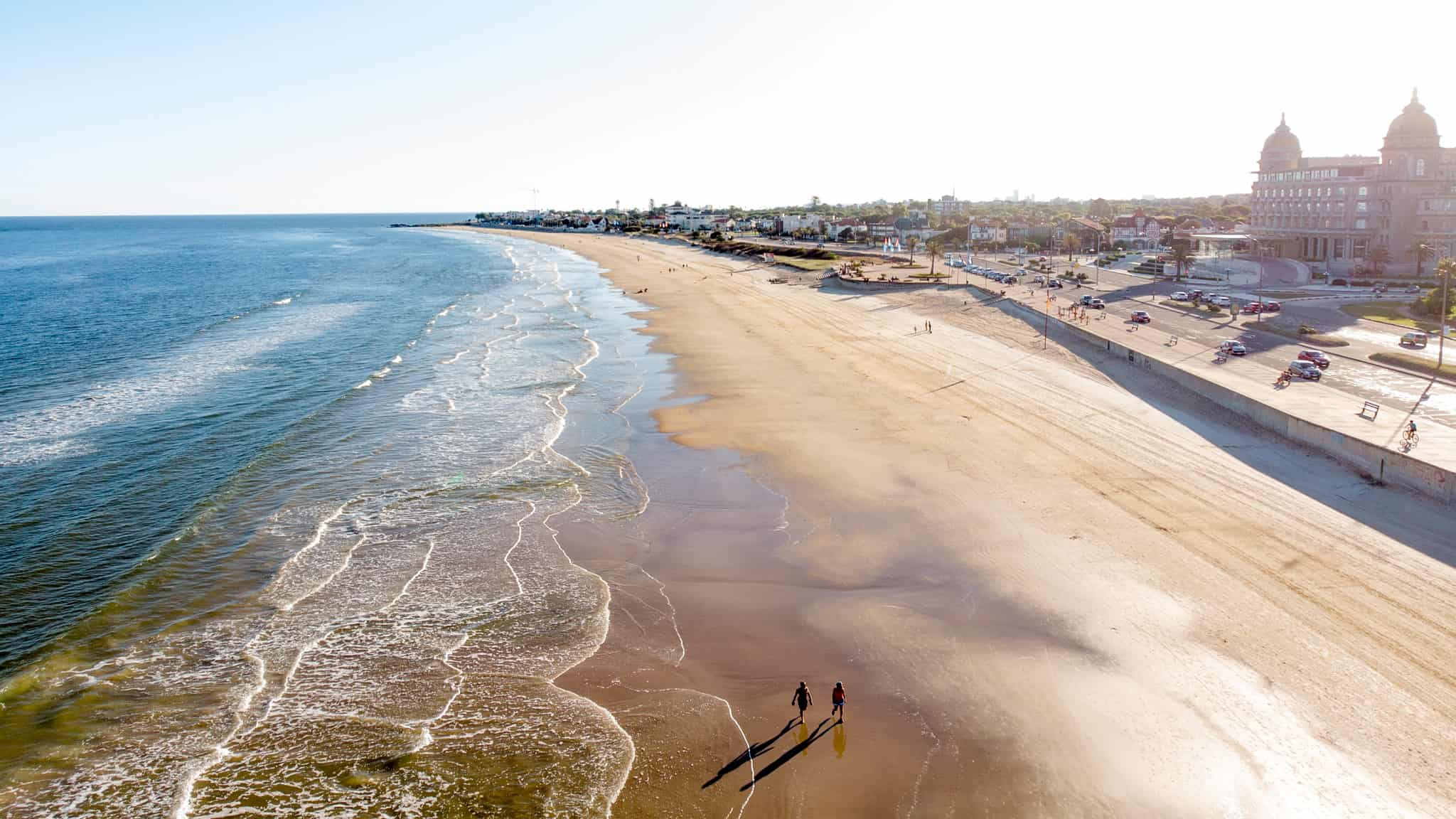 Not Just Great Culture Montevideo Has 10 Fine Beaches Guru Guay