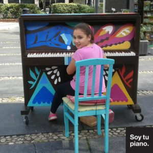 #GottaLoveUruguay – Tu Piano – music for the people
