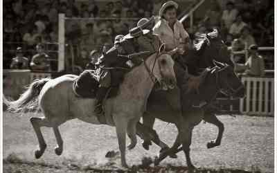 Gaucho week in Montevideo – Easter