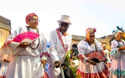 San Baltasar Carnival parade – January 6
