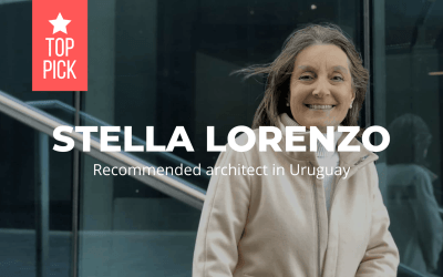 Stella Lorenzo – recommended architect in Uruguay