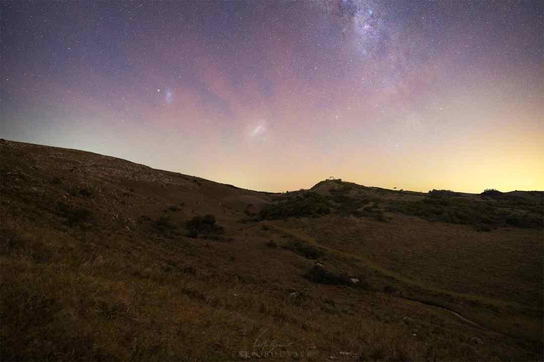 Valle del Hilo de la Vida © Fefo Bouvier / Mirá las estrellas