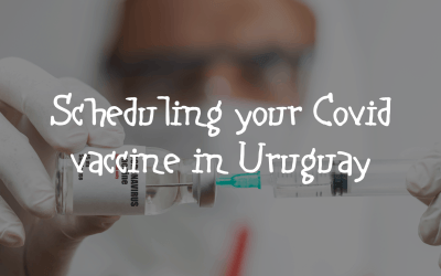 Scheduling your Covid vaccine in Uruguay