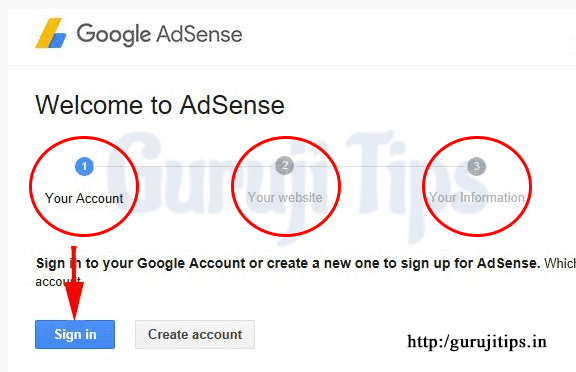 Adsense Account kaise Banaye Full Guide for Beginners - Part 2