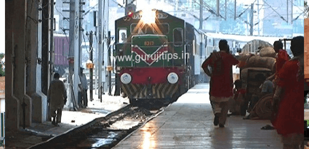 attari Railway Station