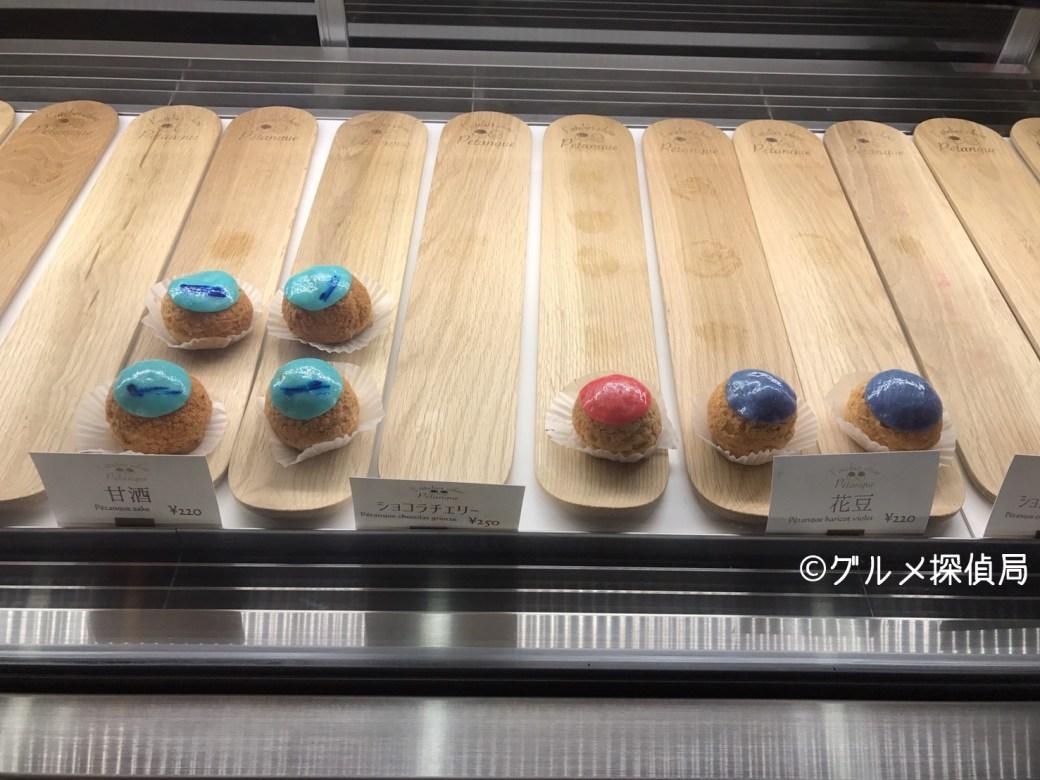 グルメ探偵局|軽井沢のシュークリーム専門店「ラトリエシューペタンク」で宝石のように輝くシュークリームをGET!