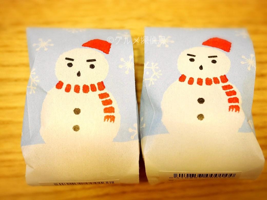 グルメ探偵局|銀座三越で「雪だるま最中」を発見!北海道・五勝手屋本舗の贈り物にしたいかわいい和菓子!