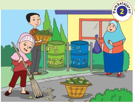 Pengelolaan Sampah Kampung Rajawati