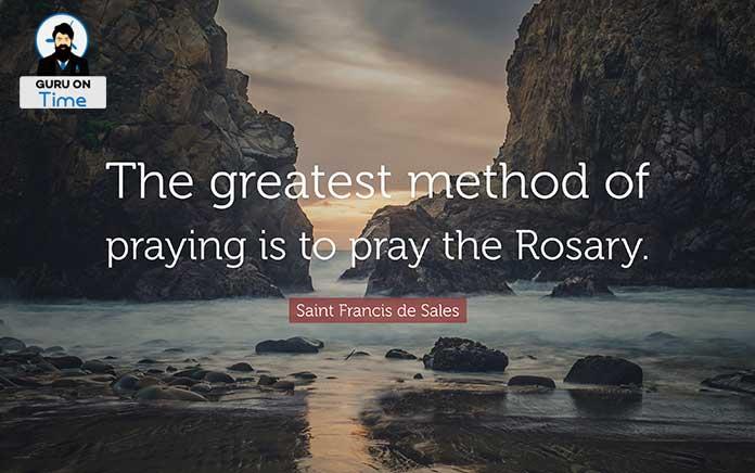 Monday Motivation Quotes, Image by Saint Francis de Sales