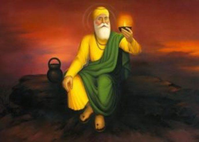 guru nanak dev ji gurpurab 2018