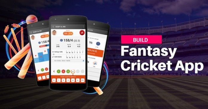 Build Fantasy Cricket Mobile App