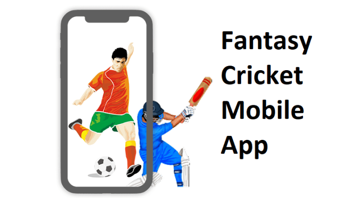 Fantasy Cricket Mobile App DEVELOPMENT