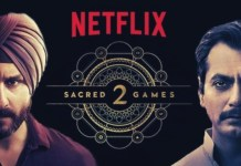 Sacred Games Season 2 accouncement netflix