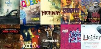 top 10 Bollywood movies in IMDB Rating