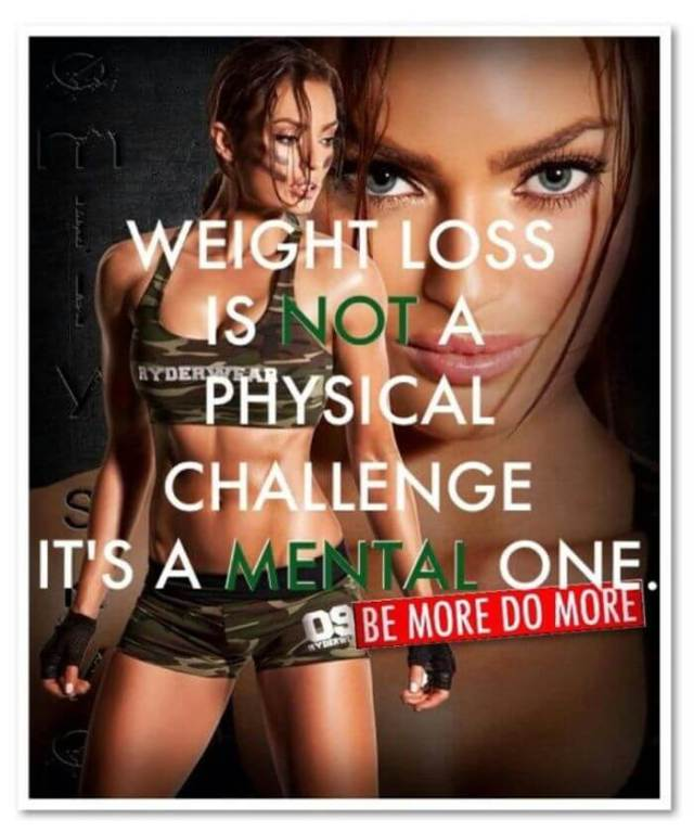 Female Fitness Motivation Quote 1