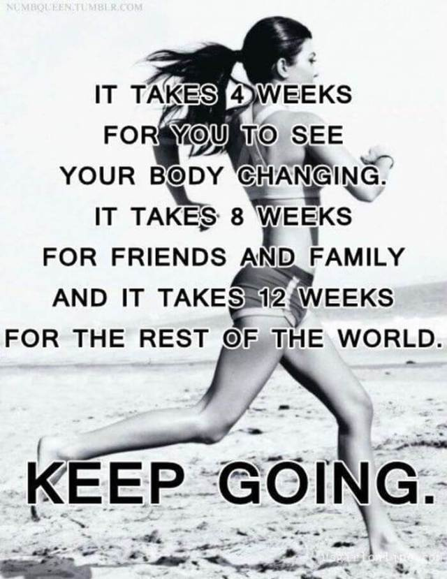 Female Fitness Motivation Quote 7