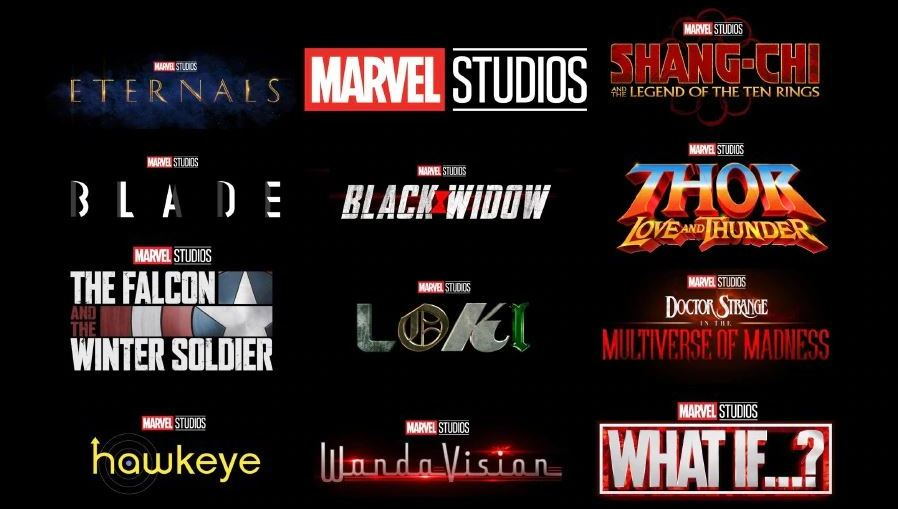 marvel upcoming movies phase 4