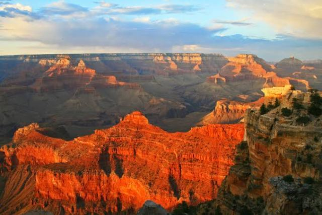 Grand Canyon National Park in the United States