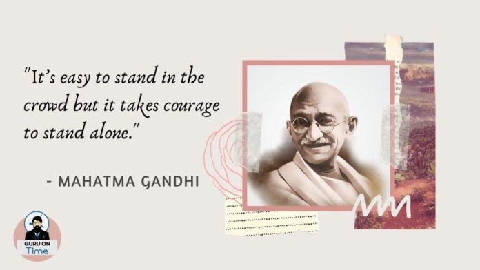Quotes By Mahatma Gandhi
