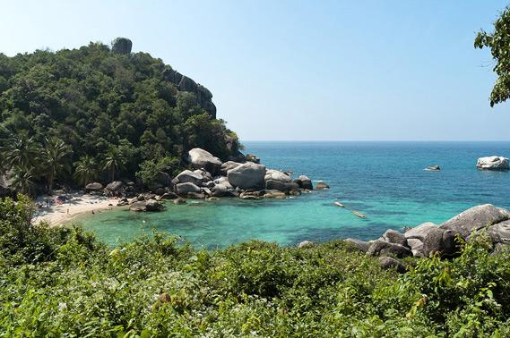 Jansom Bay Beach Thailand