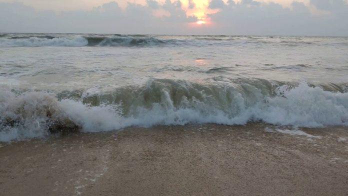Edward Elliots Beach Chennai