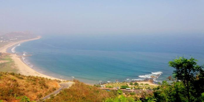 Rama Krishna Beach Visakhapatnam