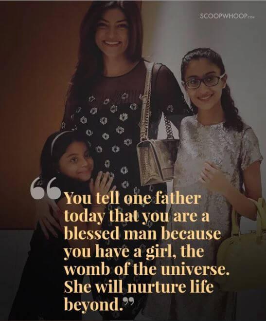 Sushmita Sen inspirational quotes 2