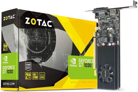 Zotac Nvidia GT 1030 Graphic card