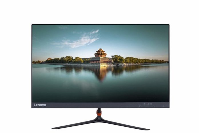Lenovo 21.5 inch Full HD LED Backlit IPS Panel Monitor