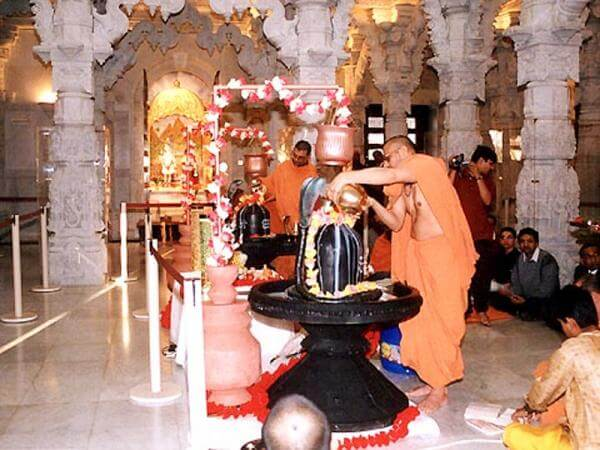 maha shivratri puja by Devotees