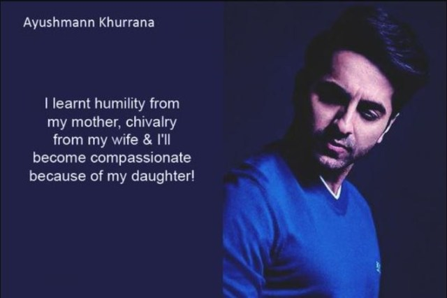 ayushmann khurrana quotes